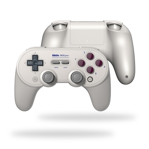 8Bitdo SN30 Pro + BT Gamepad-G Classic Edition
