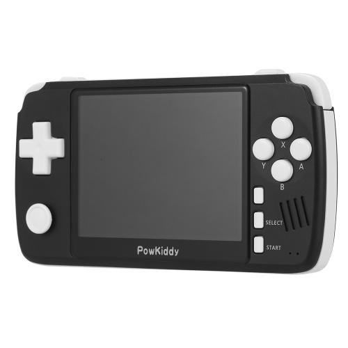 Powkiddy Q80 Spielekonsole Handheld Game Player