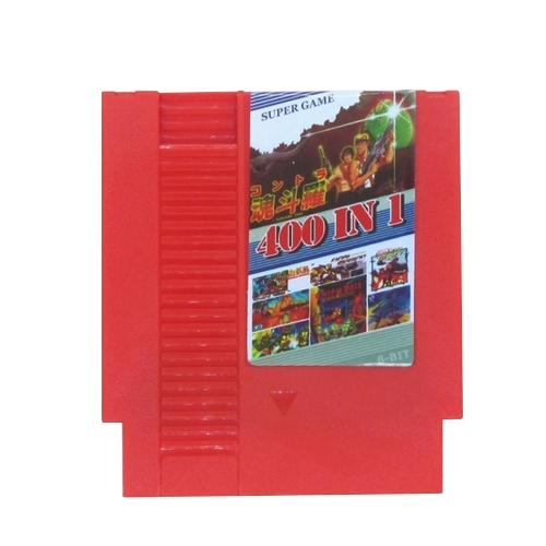 NES 400 in 1 Super Game Collection Game Cartridge 8 Bit 72 Pin Game Card No Repeat