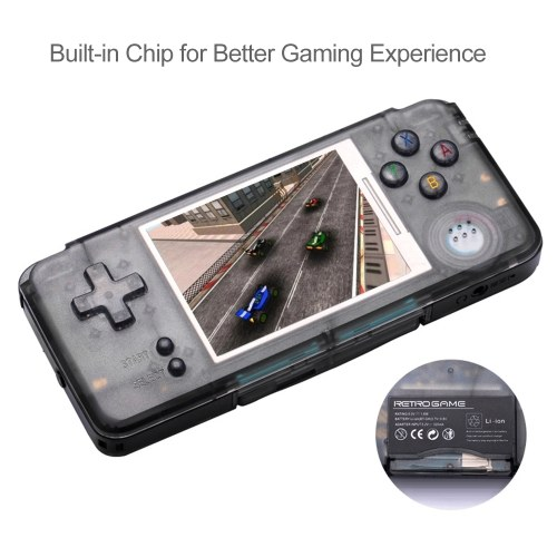 RS-97 Portable Handheld Game Console