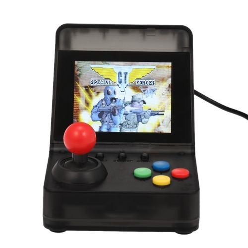 A7 Portable Retro Game Console Built-in 520 Classic Games