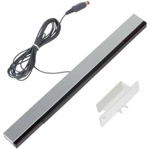 Infravermelho Com Fio IR Signal Ray Sensor Bar Receptor Jogo Mover Remoto Sensor Bar Receptor Indutor para Consolas de jogos