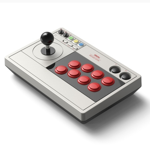 Arcade Stick V3 with Customized Button BT 2.4G Wireless USB Wired PC Game Console