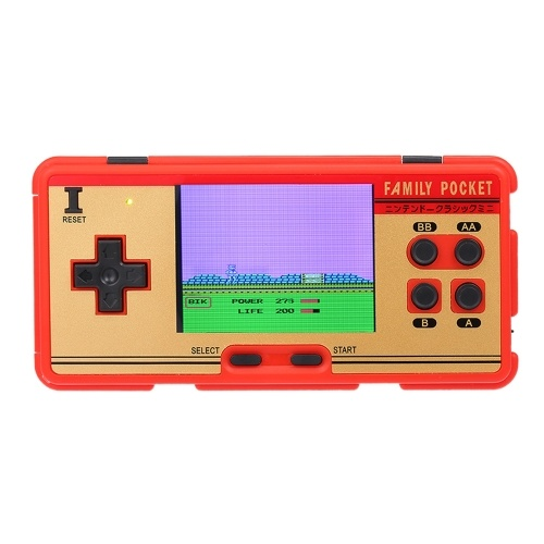 Portable Exhibition Games : Rs a handheld game console portable built in classic