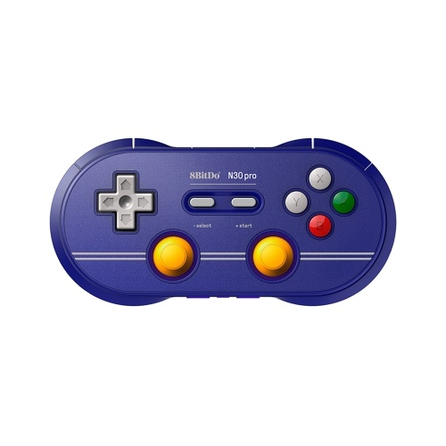 8Bitdo N30 Pro2 Controller BT Gamepad