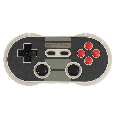Original 8Bitdo Wireless Bluetooth NES30 PRO Controller Bluetotoh 3.0 Gamepad Multi Working Mode Game Console for iOS Android PC Mac Linux