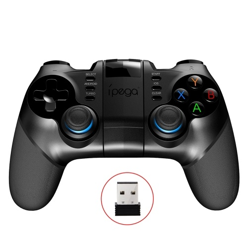 iPega PG-9156 BT 4.0 Gamepad Joystick + 2.4G Wireless Receiver for iOS Android Mobile Phone Tablet