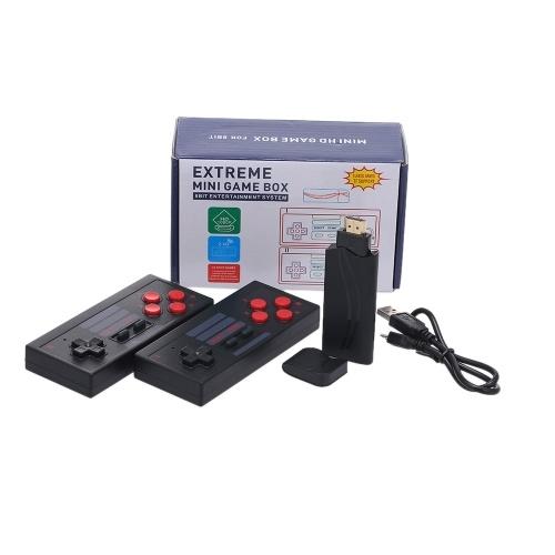 Console de jeu vidéo 4K HD intégrée à 568 jeux classiques