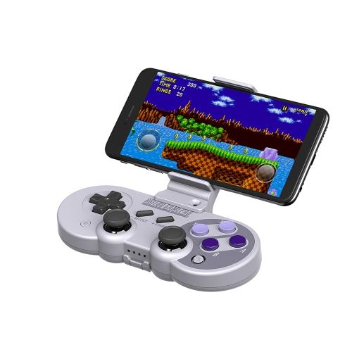 8Bitdo X Mecha Stretch-Befestigung Handy-Halterung SF30pro / SN30pro Spiel Griffhalter Telefon-Unterstützung
