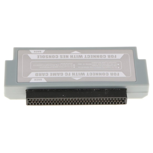 FC to NES Adapter 60 Pin to 72 Pin Adapter Converter for NES Console System Except Original Nintendo Nes Console