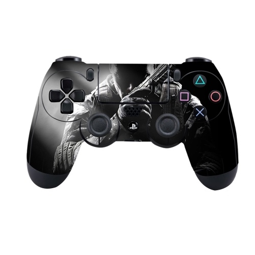 Skin Controller Cases Game Silicone Protective Case Cover for PS4