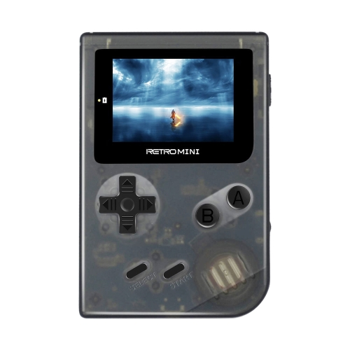 Retromini Game Console 32 Bit Portable Mini Handheld Game Players Built-in 40 Games For GBA Classic Games