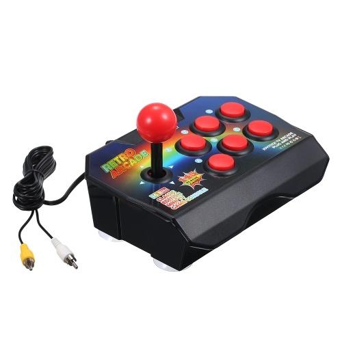 Console de Jogo Retro 16 Bits Controlador Joystick TV Game Box Arcade Embutido 145 Clássico Máquina de Jogos de Vídeo