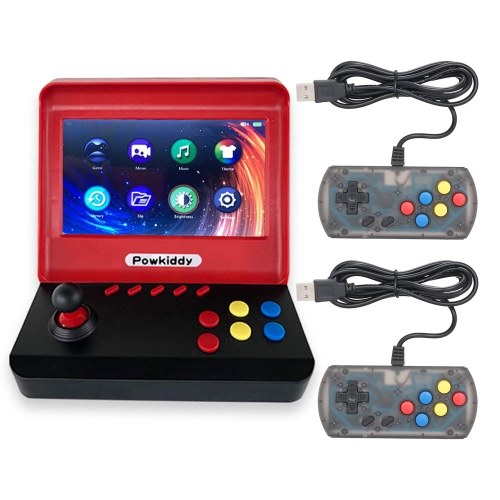 $94.28 OFF Powkiddy A9 Game Console,free