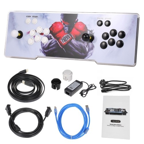 6S 1399 in 1 Arcade Console Joystick Boutons Arcade