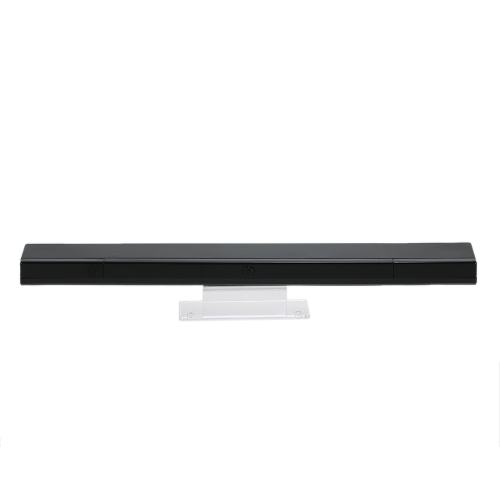 Wireless Infrared Remote Ultra Sensor Bar White for Wii game