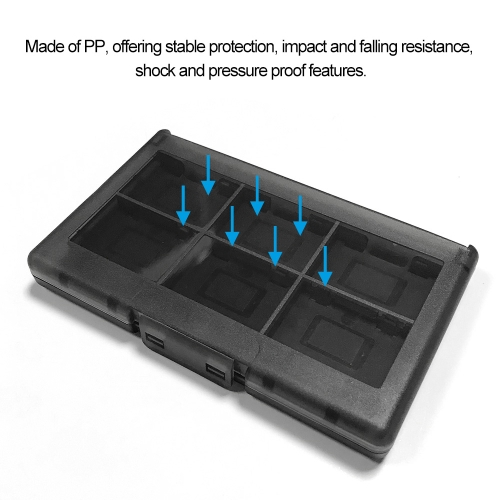 24 In 1 Portable Game Cards Case
