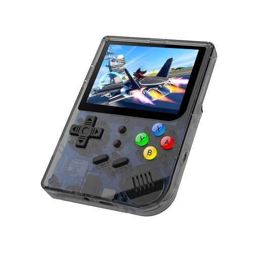 RG300 3-дюймовый Видеоигры Портативный Ретро Консоль Ретро Игра