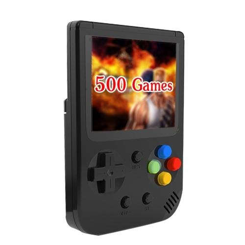 Tragbare Mini-Handheld-Spielekonsole