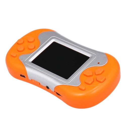 Image of RS-81 Portable Game Console Handheld Game Machine AV Out Built-in 180 Classic Games 2.5inch Large Screen Display Gift for Kids