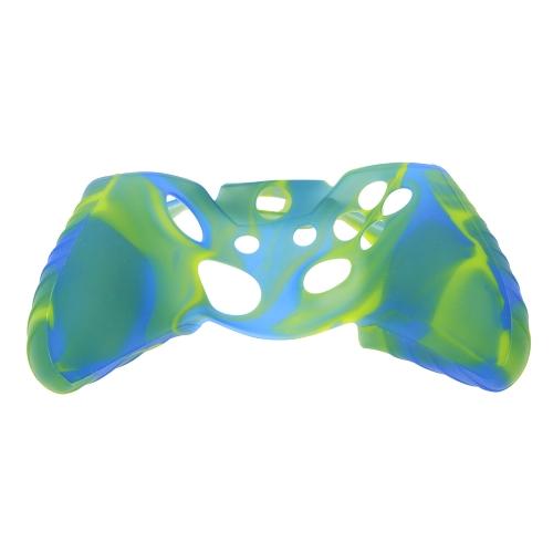 柔らかいシリコーン皮膚グリップ保護カバー XboxOne コント ローラー ラバー ケース