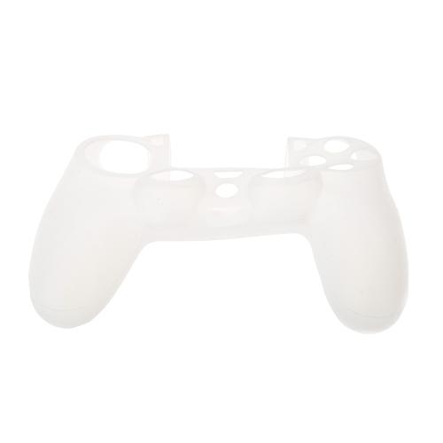 PS4 コント ローラーのゴム入れ用の柔らかいシリコーン皮膚グリップ保護カバー