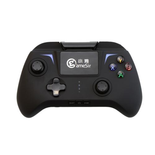 Bezprzewodowy kontroler gier Bluetooth i 2.4G