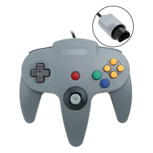 Wired Game Controller Gamepad Game Pad for Nintendo N64