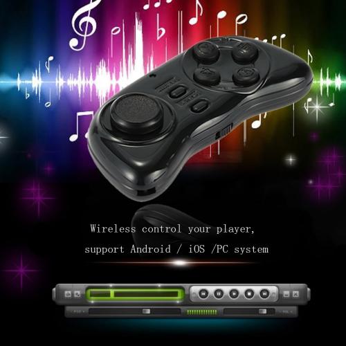 ポータブル ワイヤレス Bluetooth 多機能 Bluetooth コント ローラー ジョイスティック数百ゲーム音楽コントロール ワイヤレス マウス電子書籍ページ携帯電話タブレット PC テレビ ボックスの Android や IOS の