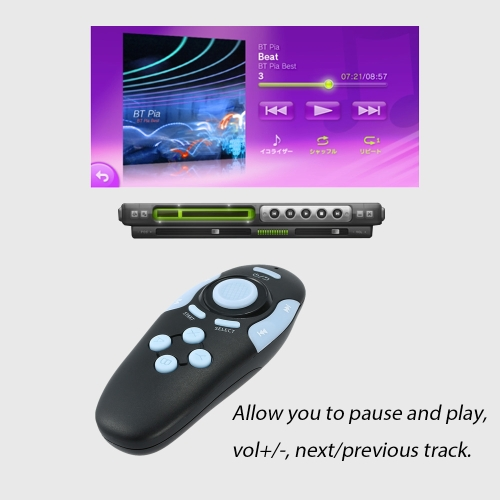 Portable Mini BT Gamepad Selfie Shutter Remote Music Control Wireless Mouse  Multifunctional Joystick for Android MI Samsung Huawei iPhone Tablet