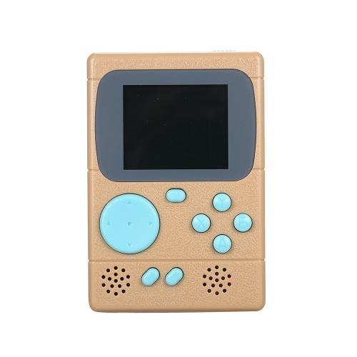 Consola de videojuegos portátil nostálgica mini portátil retro para niños