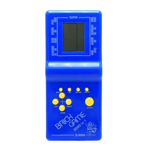 Retro Classic Handheld Game Player LCD Electronic Games Console Childhood Tetris Educational Game Console