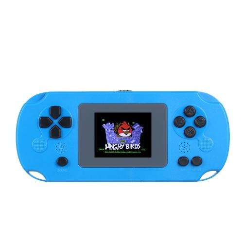 Portable Handheld Game Console Built-in 268 Classic Games