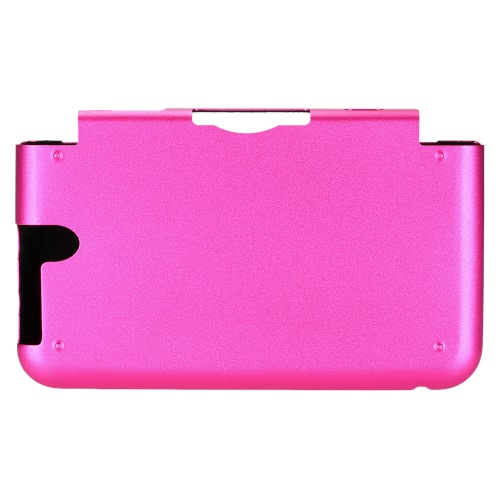 Aluminum Hard Metal Cover Case Shell Protector Champagne for Nintendo 3DS XL LL