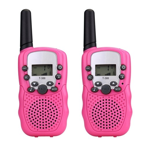 2PCS T-388 Children Radio Set