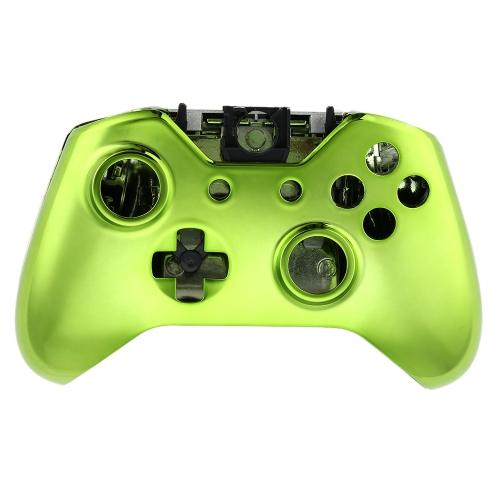 ゲームパッド シェル デュアルショック コント ローラー シェル カバー ケース 1 つ xbox ボタン グリーン