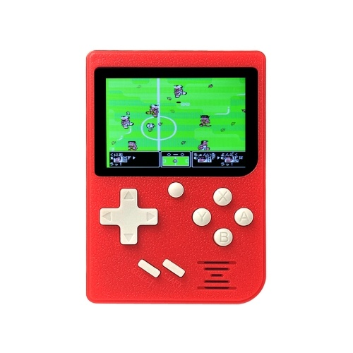 Mini Portable 8 bit Handheld Game Player Built-in 129 Retro Games
