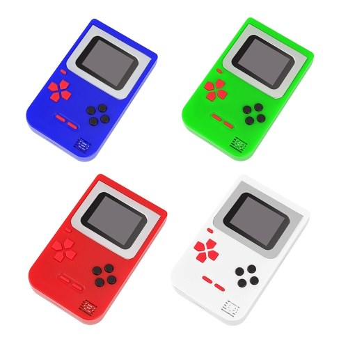 Image of HKB-508 Handheld Game Console Portable Game Player Built-in 268 Classic Games with 2inch Screen Gifts for Kids