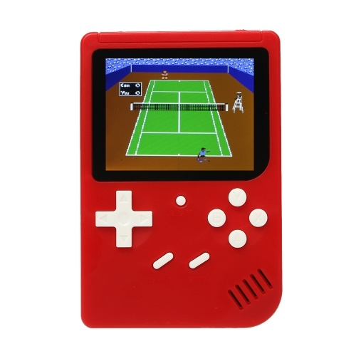 Image of Portable Handheld Retro Game Console Game Machine Built-in 500 Classic Games