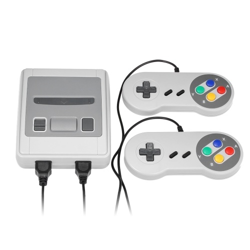 8 Bit Mini Retro Classic Handheld Game Player Family TV Video Game Console Childhood Built-in 620 Classic Games AV Out Support