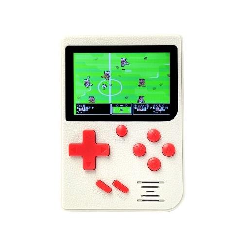 Mini Portable 8 bit Handheld Game Player Built-in 129 Retro Games