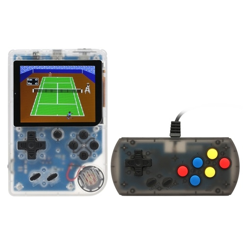Image of Portable Retro Handheld Game Console Game Machine Built-in 168 Games