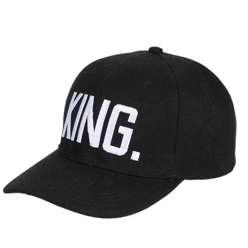 Męska i Damska Kurtka QUEEN KING Czapka Męska Czapka z daszkiem Hip Hop Czapki z nadruku Czapki z daszkiem Snapback Hats