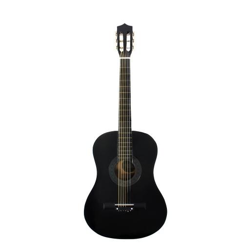 38-дюймовая народная сумка для гитары с ремешками