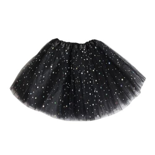 Princesa del bebé Princesa de la fantasía Falda del tutú Muchachas Partido de los cabritos Partido Danza del ballet Ropa Pettiskirt Desgaste de la ropa