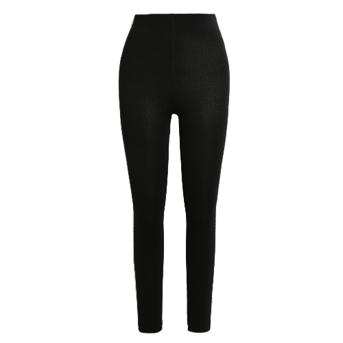 Sexy Frauen Herbst Winter Leggings Solid Dicke Warm Strumpfhosen High Elastic Skinny Bodycon Hosen Steigbügel Leggings