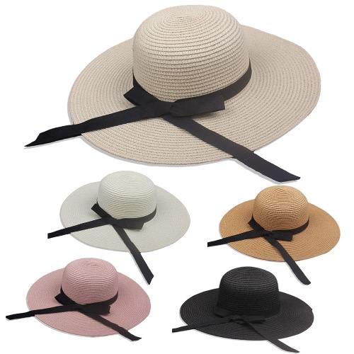 Nuevo sombrero de paja de las