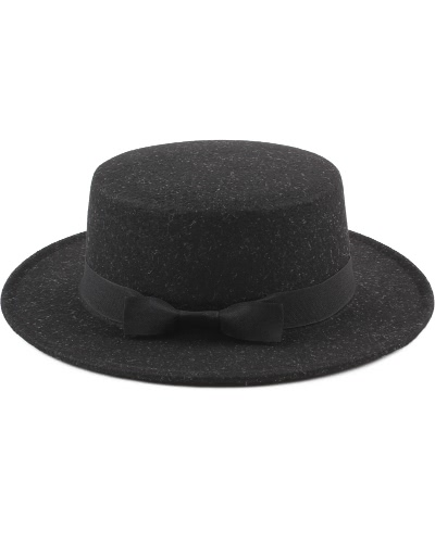 191c0df55e987 Vintage Women Men Wide Brim Ribbon Warm Wool Blend Felt Hat Unisex Trilby  Fedora Cap Cowboy