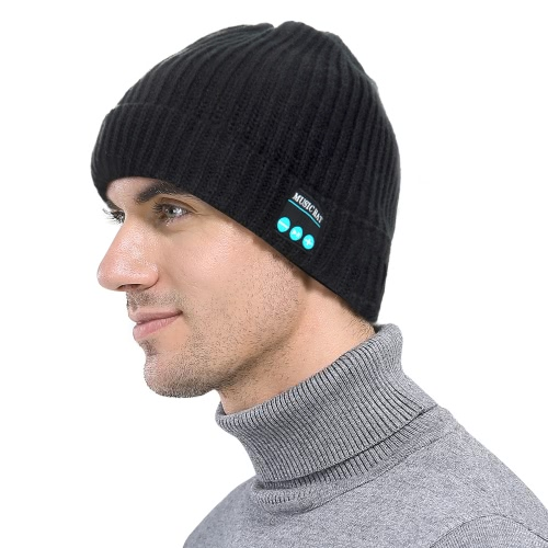 BT sin hilos unisex elegante musical sombrero