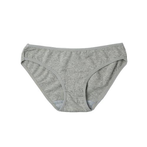 Nueva Sexy algodón de las mujeres Citas para el color sólido de baja altura de las bragas de la ropa interior de los calzoncillos de la ropa interior suave